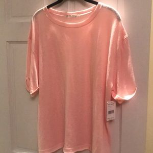 Pretty baby pink top by We the Free!
